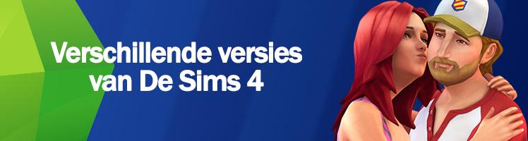 Sims 4 edities