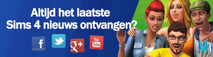 Sims 4 social media