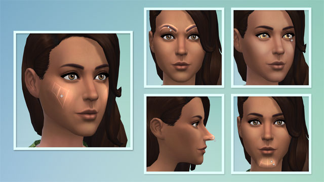 Sims 4 Creëer een Sim - 1