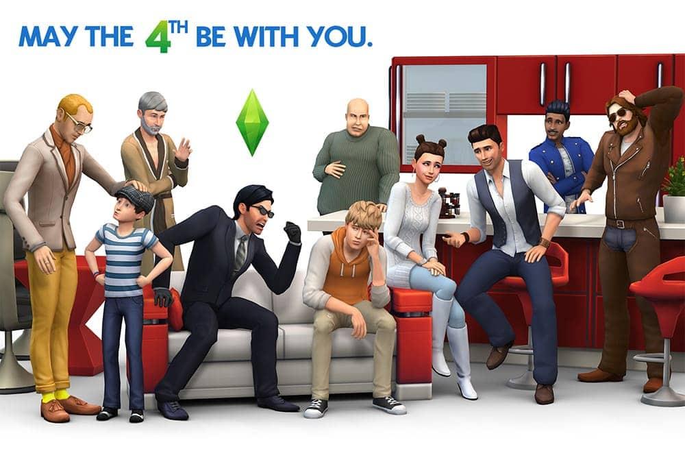 Sims 4 teaser - 1