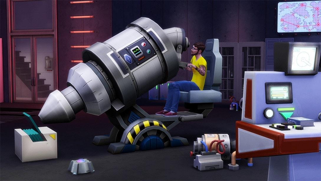 Sims 4 plaatje 10