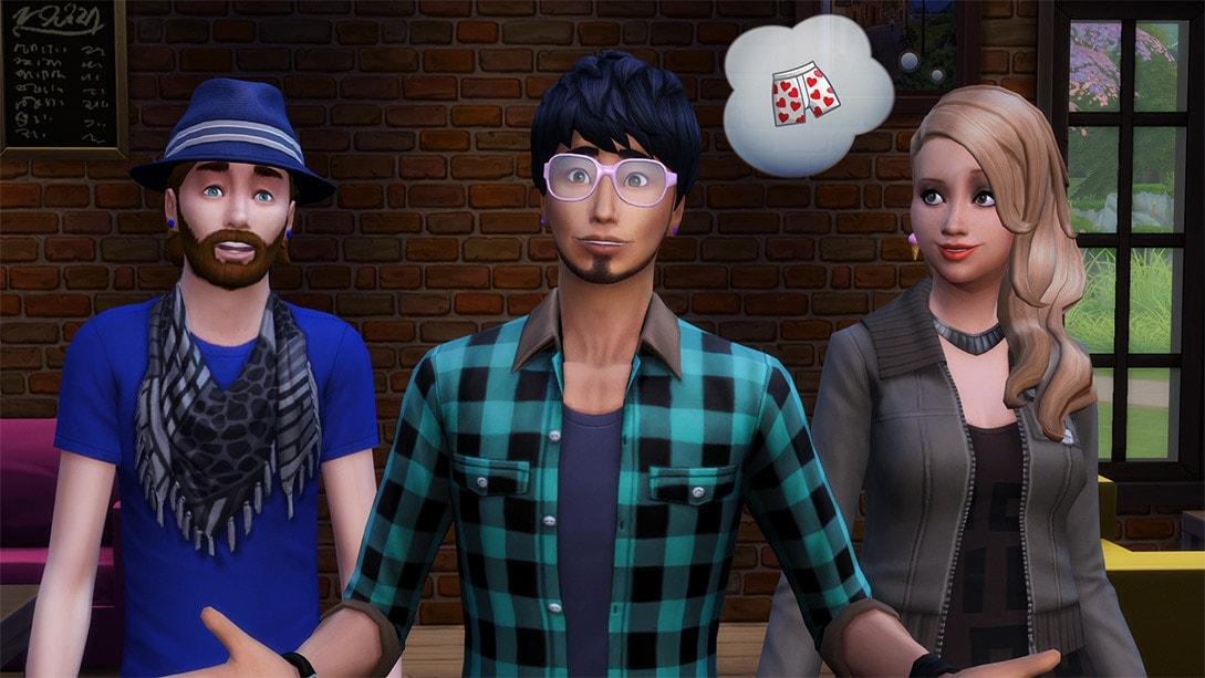 Sims 4 plaatje 11