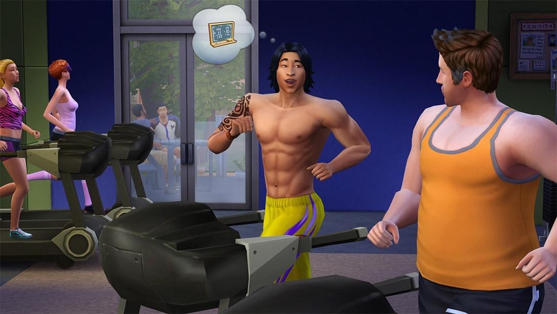 Sims 4 plaatje 14