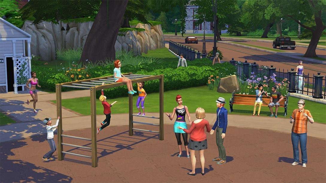Sims 4 plaatje 20