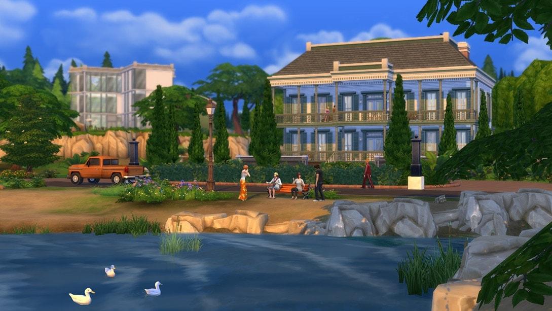 Sims 4 plaatje 21