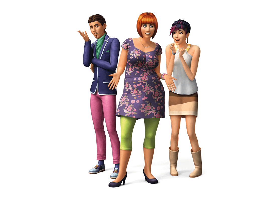 Sims 4 artwork - 15
