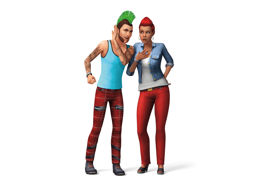 Sims 4 artwork - 18