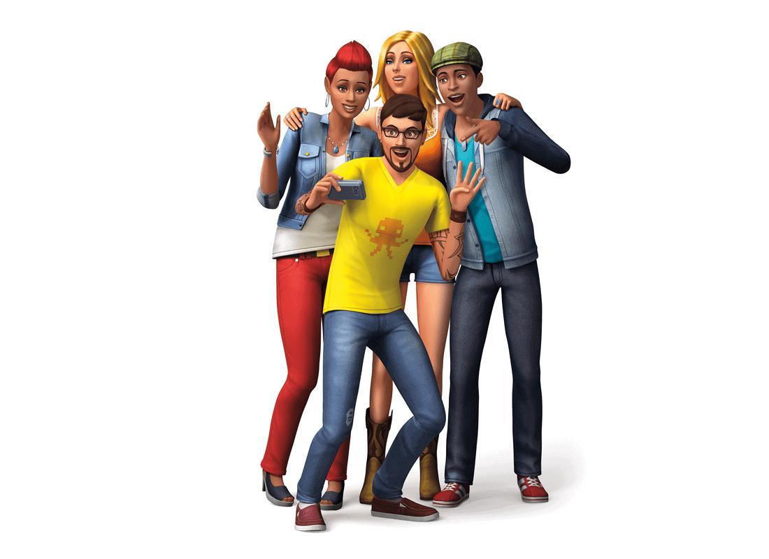 Sims 4 artwork - 19