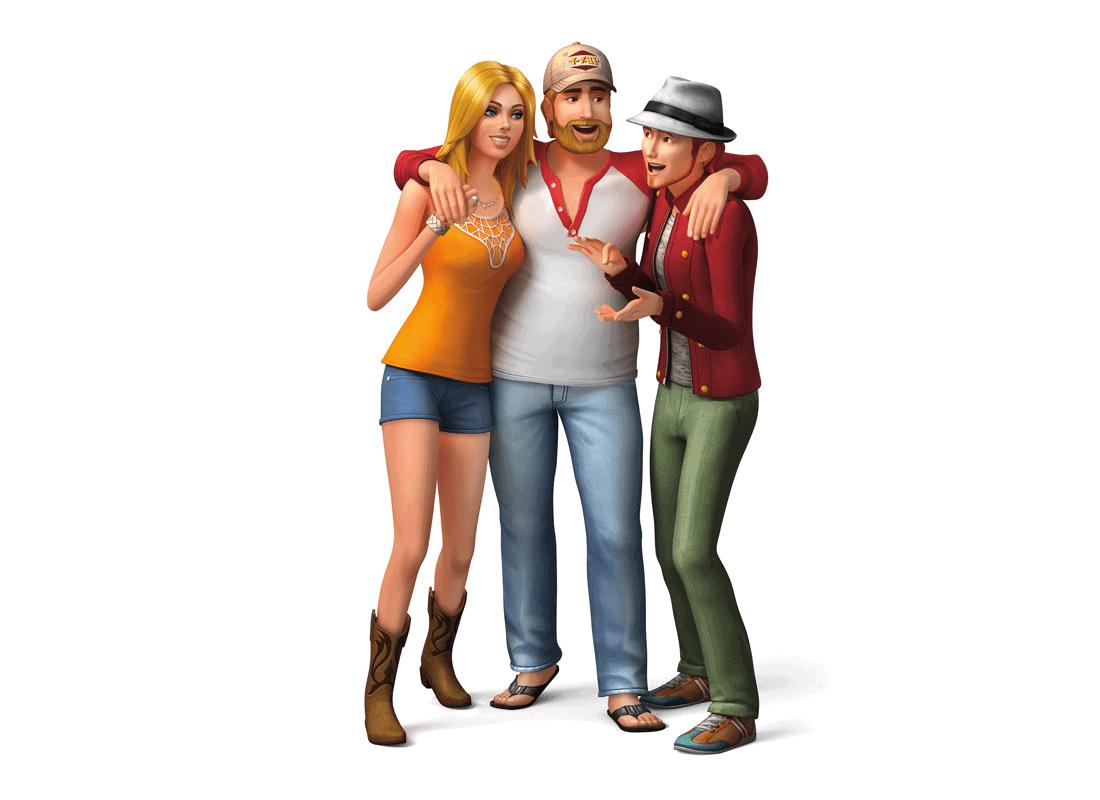Sims 4 artwork - 20