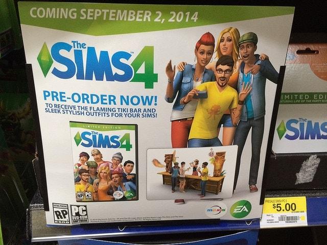 Sims 4 releasedatum bekend: 4 september 2014
