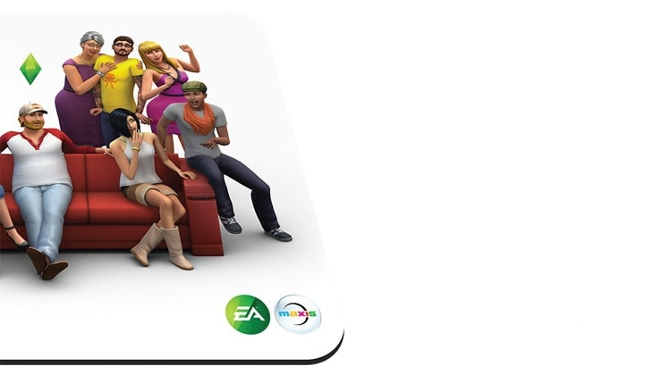 Sims 4 SteelSeries muismat