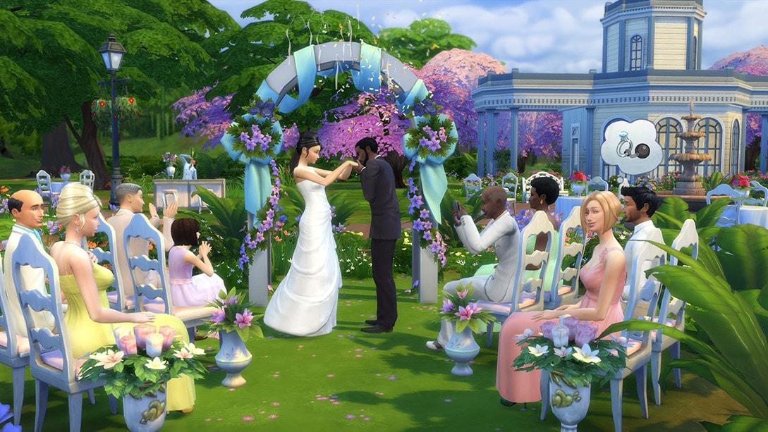 Sims 4 plaatje 25