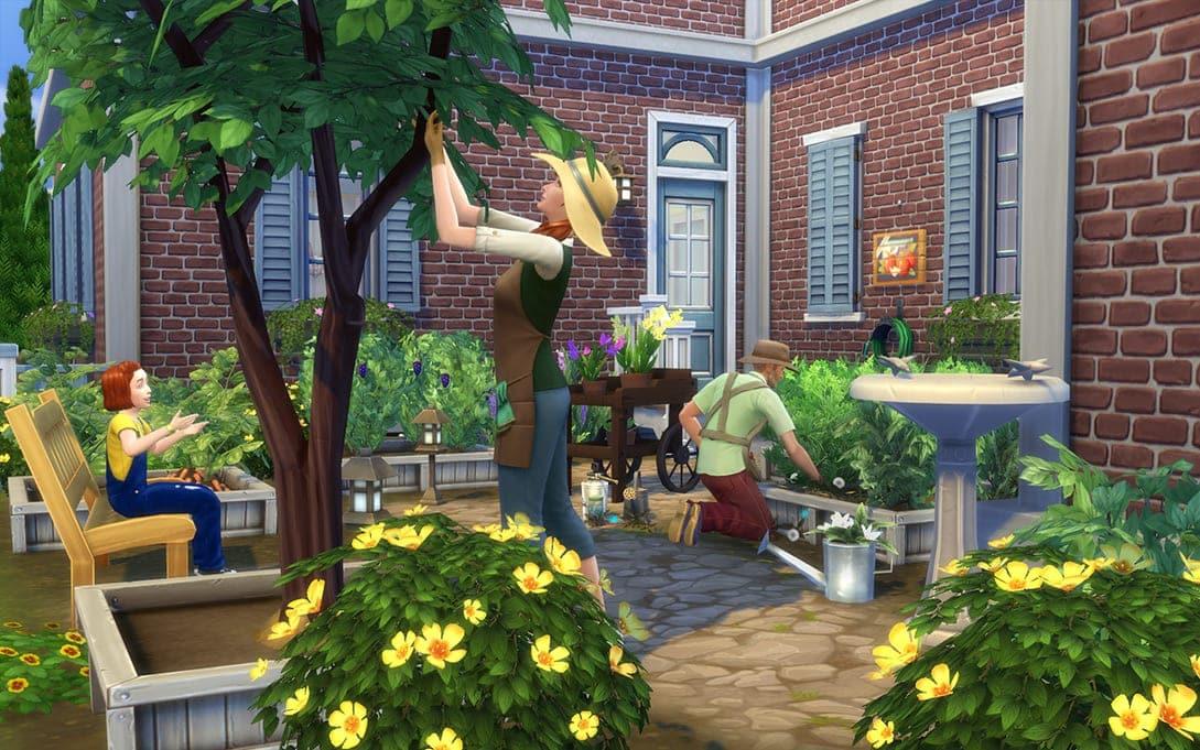Sims 4 plaatje 27