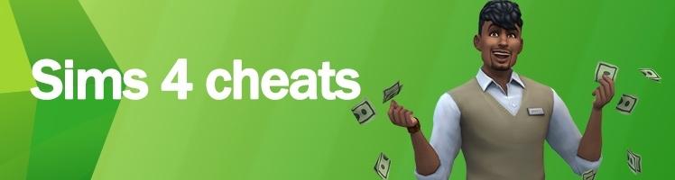 Sims 4 cheats/codes op een rijtje
