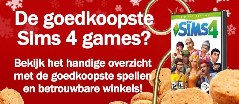 Sinterklaas Sims 4 kopen