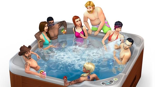 Accessoirepakket De Sims 4 Perfecte Patio Accessoirepakket