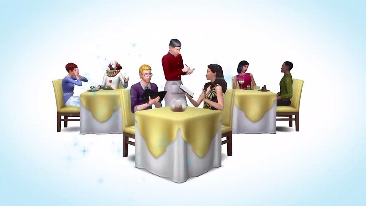 Uitbreidingspakket met restaurants