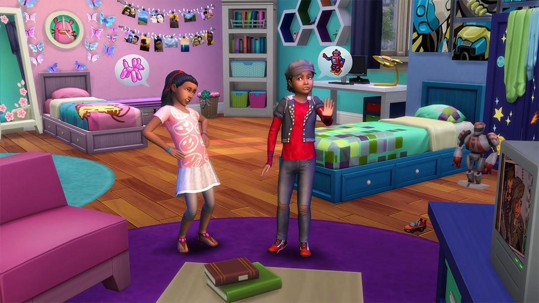 Accessoirepakket De Sims 4 Kinderkamer Accessoires