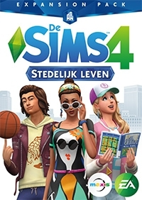 Download en koop uitbreidingspakket De Sims 4 Stedelijk Leven