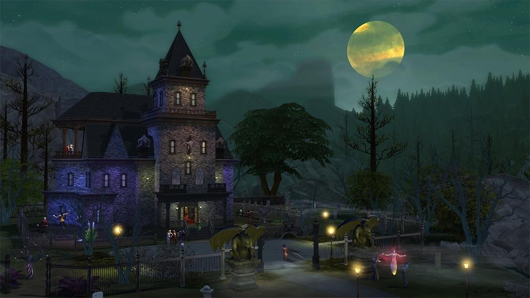 De Sims 4 Vampieren Game Pack
