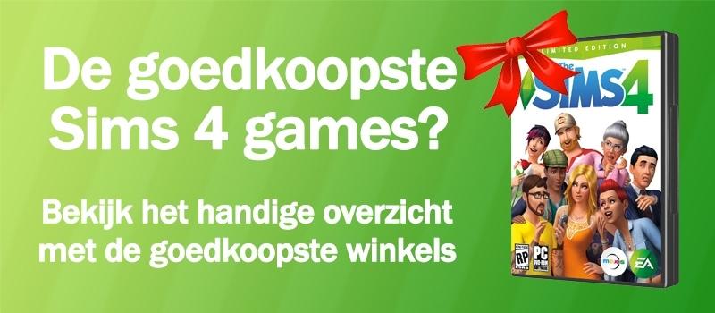 Download/koop Sims 4 basisspellen, uitbreidingspakketten, game packs en accessoirepakketten