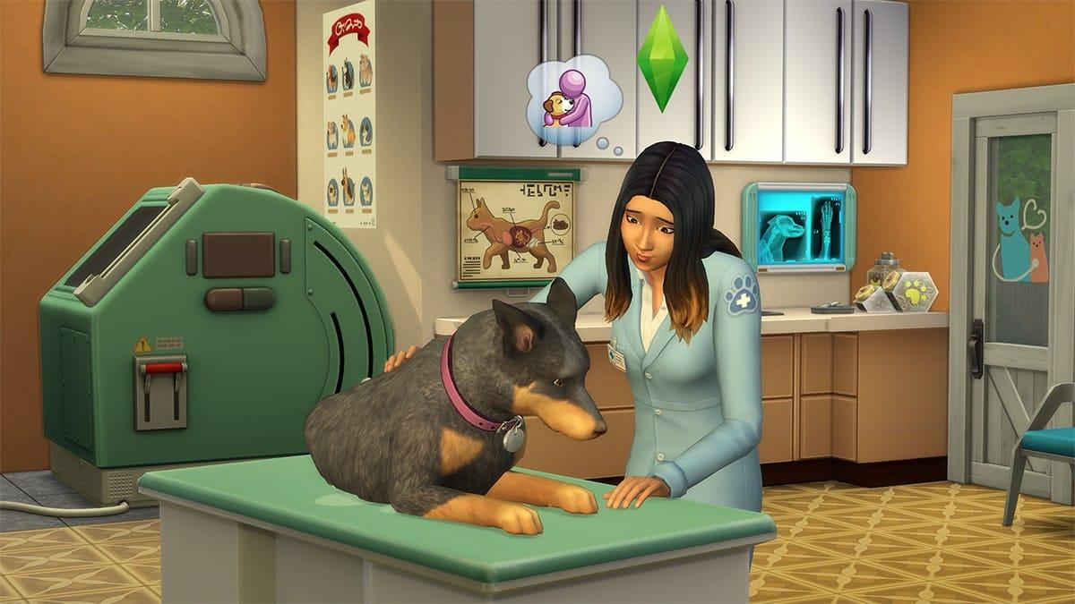 Uitbreidingspakket De Sims 4 Honden & Katten