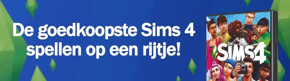 Sims 4 kopen, alle goedkope downloads voor PC/Mac op een rijtje
