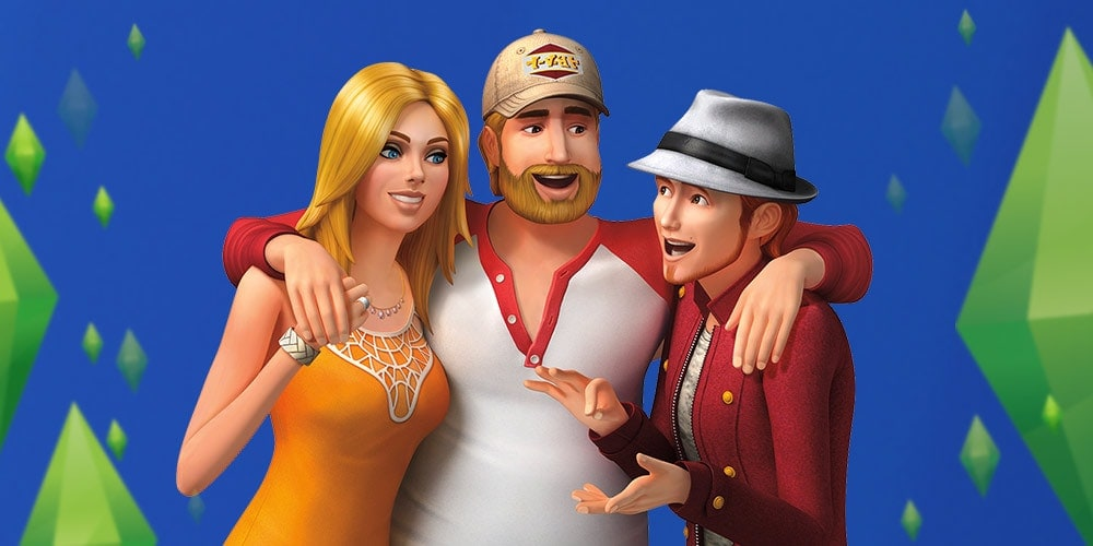 Creëer nieuwe looks en persoonlijkheden in De Sims 4