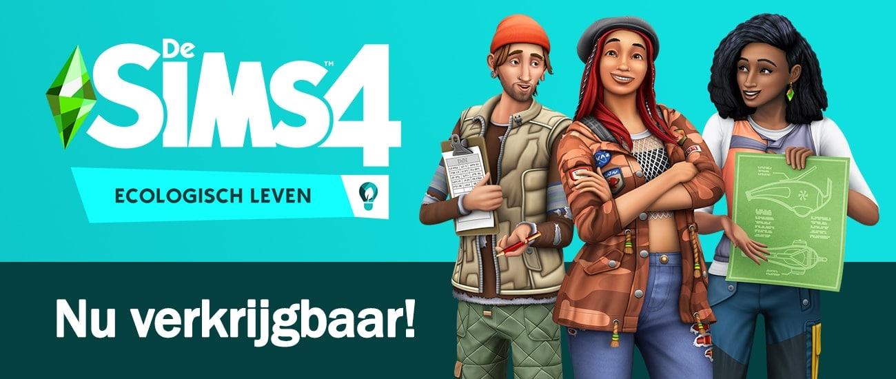 Uitbreidingspakket De Sims 4 Ecologisch Leven is nu verkrijgbaar voor PC, Mac en console