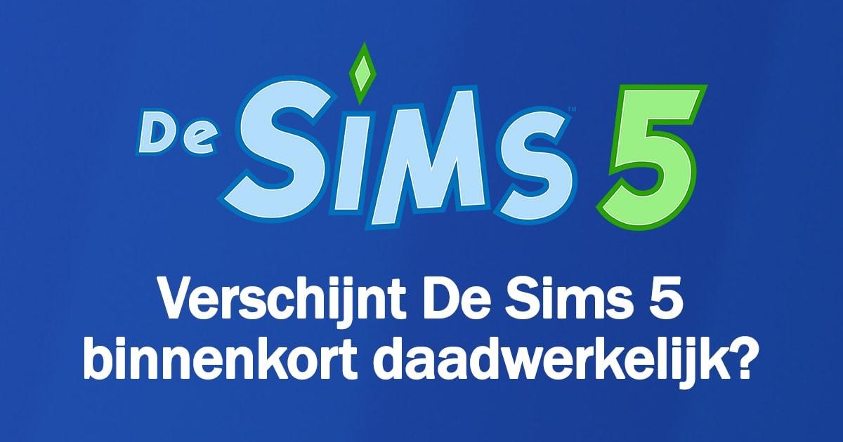 Verschijnt De Sims 5 binnenkort voor PC, Mac, PlayStation 5 en Xbox Series X?
