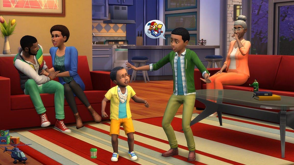 De Sims 4 - 2
