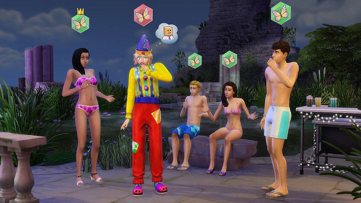 De Sims 4 - 5
