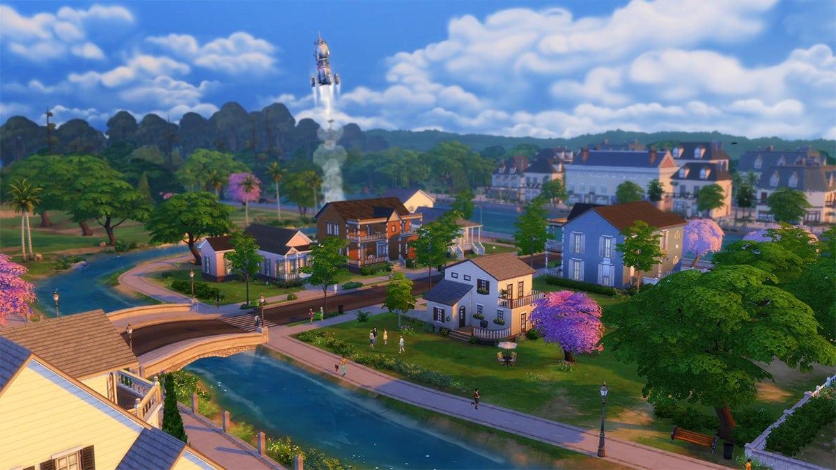 De Sims 4 - 8