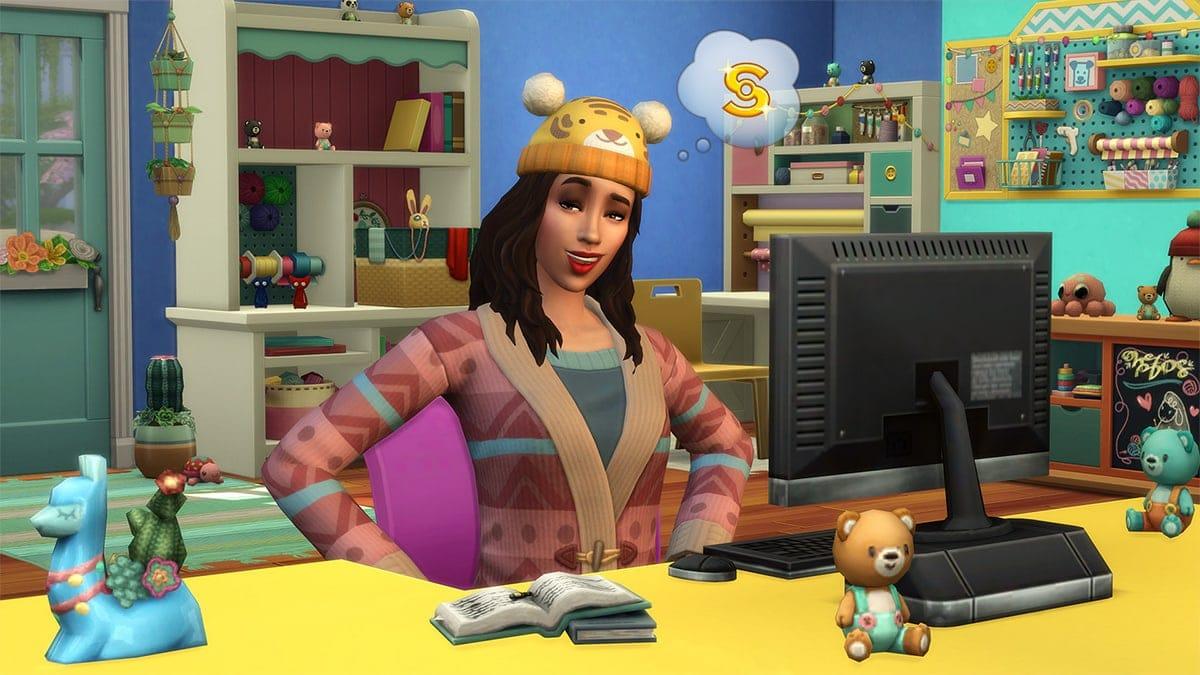 Accessoirepakket De Sims 4 Uitgebreid Breien