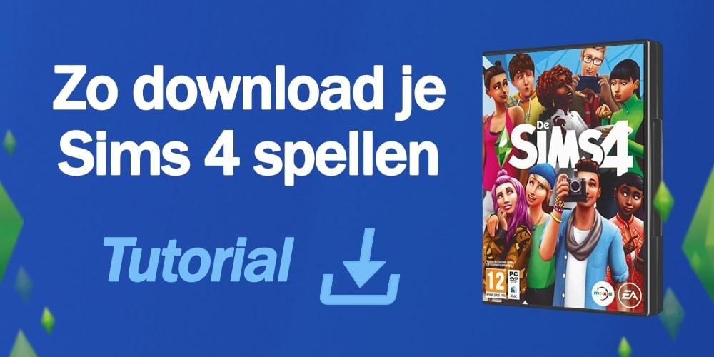 Hoe download je Sims 4 en uitbreidingen? Volg deze eenvoudige stappen